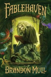 Fablehaven Cover