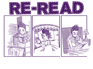 12 Tips to Improve Your Reading–Tip 5: Reread