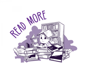 12 Tips to Improve Your Reading–Tip 3: Read More
