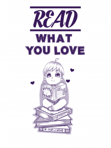 12 Tips to Improve Your Reading–Tip 4: Read What You Love