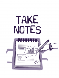 12 Tips to Improve Your Reading–Tip 11: Take Notes