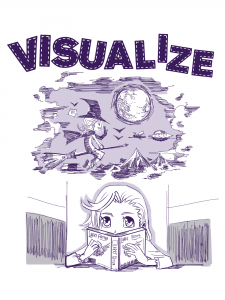 12 Tips to Improve Your Reading–Tip 7: Visualize